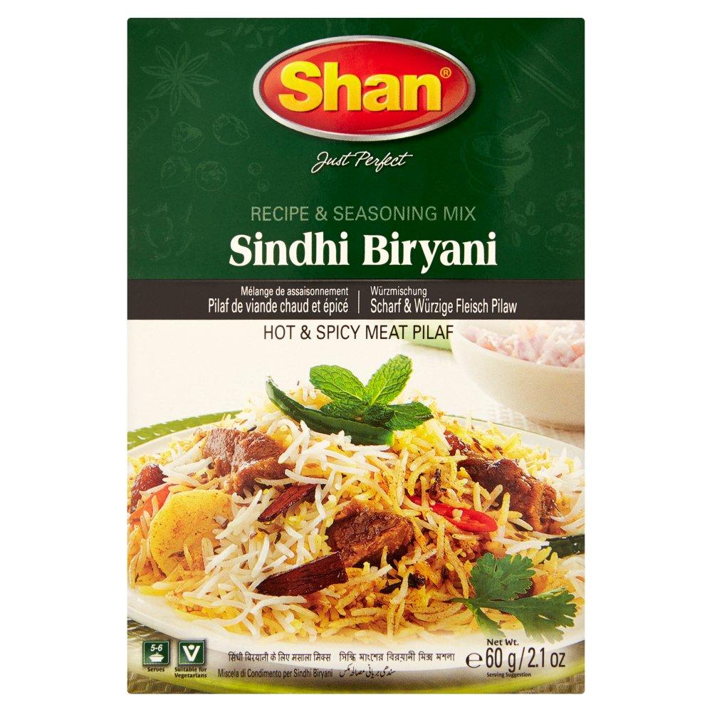 Shan Sindhi Biryani Recipe & Seasoning Mix